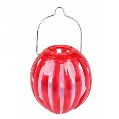 Tuinfeest lantaarn rood