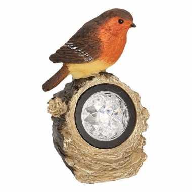 Vogels solar verlichting