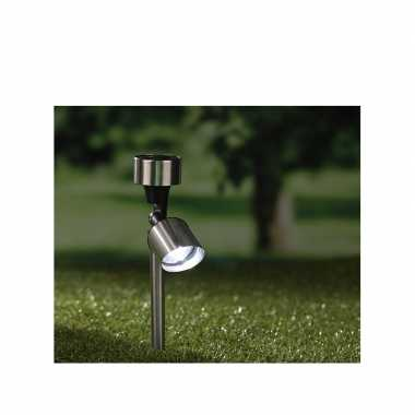 X solarlamp zonne energie spotjes
